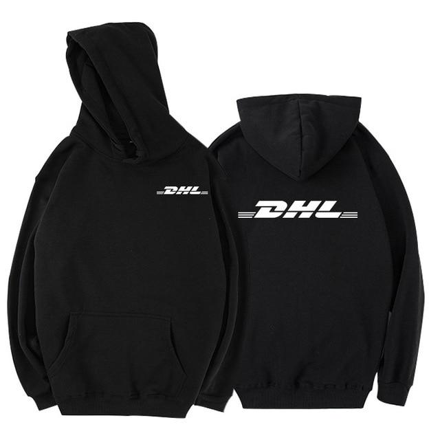 International Express DHL Men's Printed Hoodie 2020 Spring New Men And Women Running Sportswear Casual Loose Pullover Jacket
