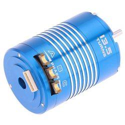 Hot 3C-High Efficiency 540 Sensored Brushless Motor for 1/10 RC Car Blue, 13.5T