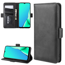 Case For OPPO A9 2020 Leather Wallet Fli