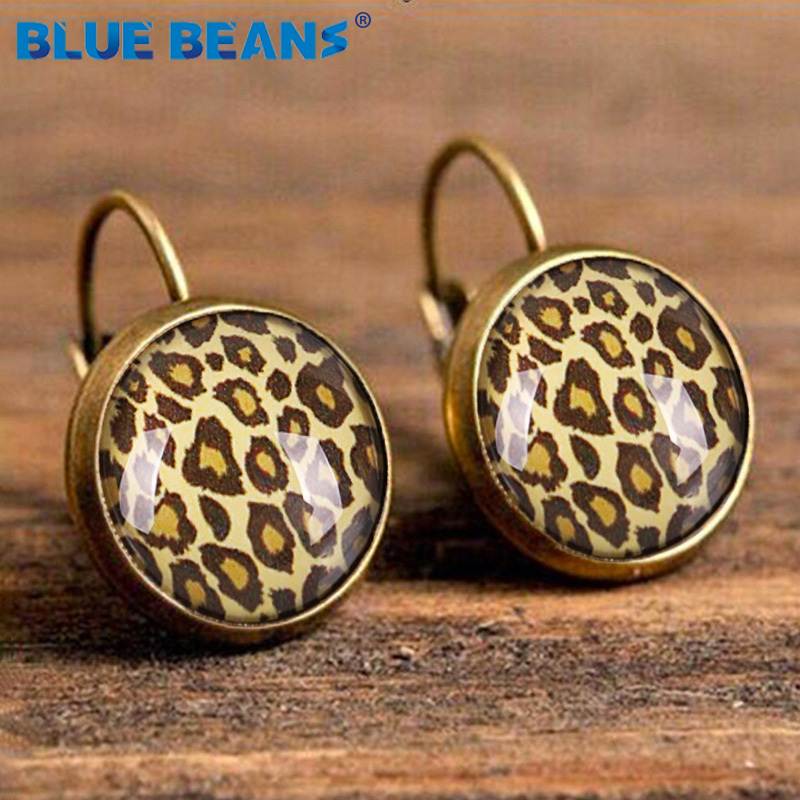 Hb175ce6494bc43fcb77227b6c5d1fc5f7 - Small Earrings Stud Women Star Earing Jewelry Punk Vintage Leopard Boho Fashion Bohemian Luxury Gifts Geometric Elegant Earring