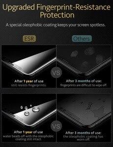 Image 4 - IPhone XR 5X 용 ESR 강화 유리 iPhone XS 용 강력한 화면 보호 필름 iPhone XS Max 용 견고한 보호 유리 커버