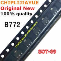 20 piezas B772 SOT89 2SB772 SOT-89 3A/30V 772 SMD, Chipset IC nuevo y Original