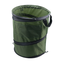 Can Finishing-Bag Garden And Trash-Can Tarpaulin Oxford Multifunctional Picnic Convenient