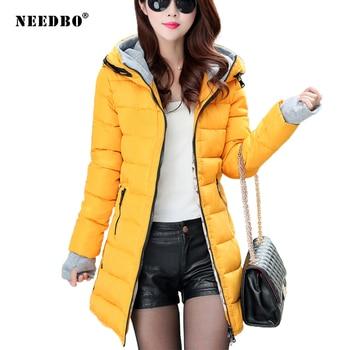 New Down Jacket Women Winter Big plus Size Long Parka ultra Light Coat Autumn Warm Puffer jacket