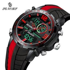 Image 2 - Senors Sports Watch Men Famous LED Digital Watches Male Clocks Mens Watch Relojes Deportivos Herren Uhren Reloj Homme