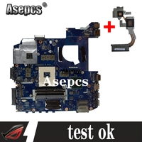 K45A motherboard QCL40 LA-8221P motherboard para For Asus K45A K45VD A45V K45VM K45VS A85V K45A mainboard Laptop motherboard teste OK