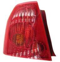 For Peugeot 307 Sedan 2004 2005 2006 Taillight Rear Light Tail Lamp Assembly Tail Lights