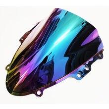 Экран ветрового стекла для мотоцикла Suzuki GSX-R600 GSXR600 GSX-R750 GSXR750 GSXR GSX-R 2004 2005 K4 K5, черный экран ветрового стекла мотоцикла 600 750