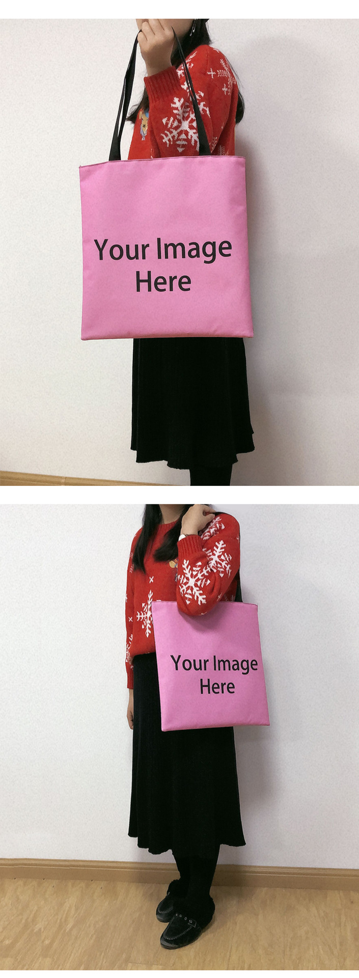 Super zings moda feminina bolsa de compras