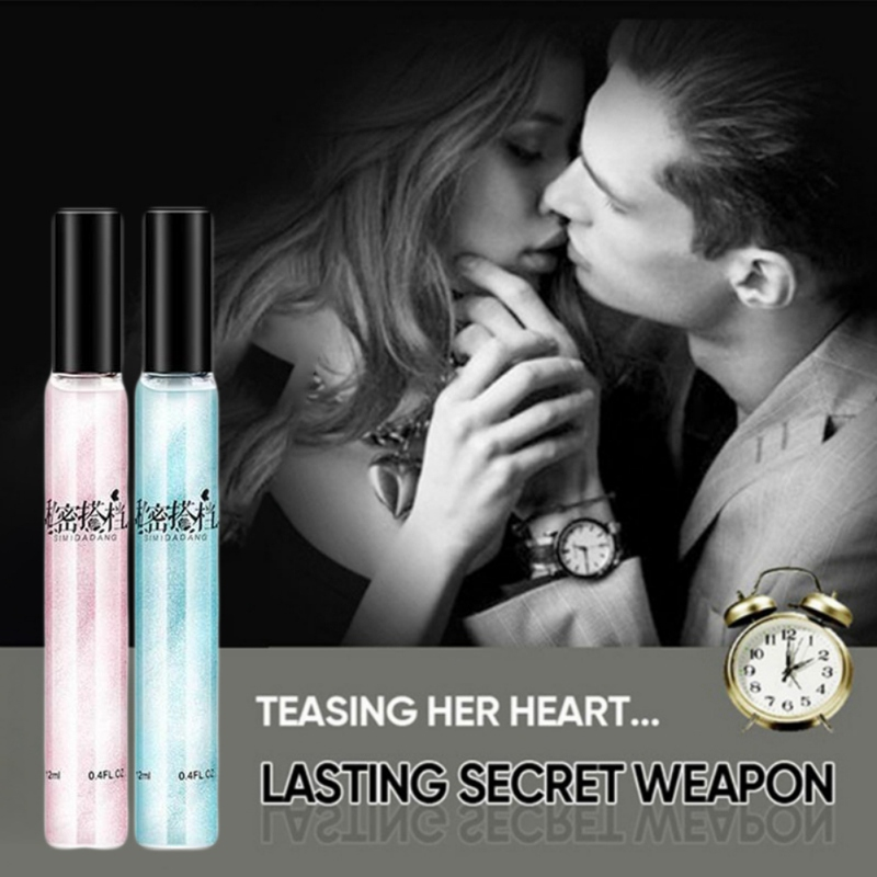 New Arrival Pheromone Perfume Aphrodisiac For Men And Women Body Spray Flirt Perfume 12ml