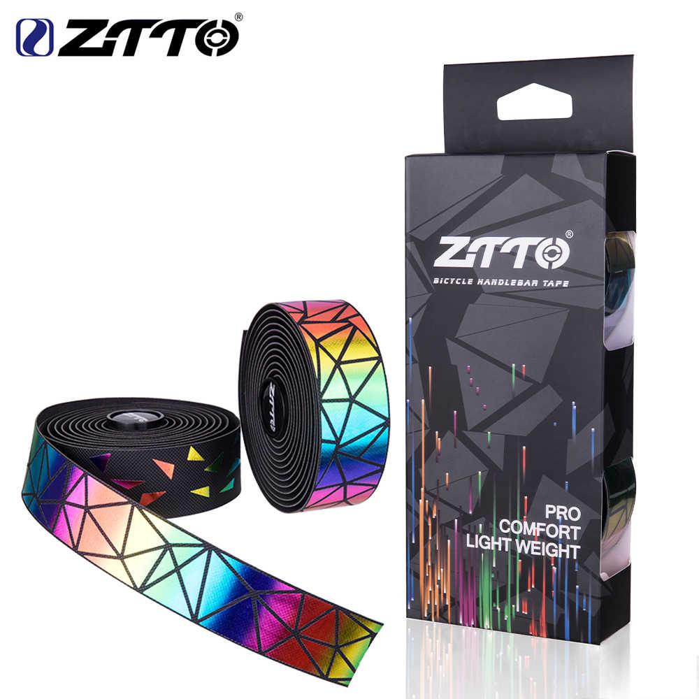 ZTTO Cycling EVA Grip Anti-Vibration Road Bike Handlebar Tape Bandage Wrap Bar
