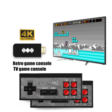 Handheld Game Console 8-Bit 568/600 Classic Games Retro Video Game Console Support Dual Players AV/HDMI Connection Connect TV hdmi retro game console preloaded 600 classic games