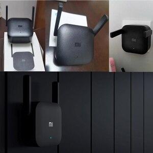 Image 4 - オリジナルxiaomi wifiアンププロルーター300メートル2.4グラムリピータネットワークパンダ範囲エクステンダーroteader miワイヤレスルーターのwi fi