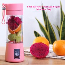 Juicer Portable Electric Fruit Juice Cup Charging Mini Juicer Multi-Function Fruit And Vegetable Machine household juicer automatic blender juicer machine multi function meat grinder ice crusher power machine electric juice extractor