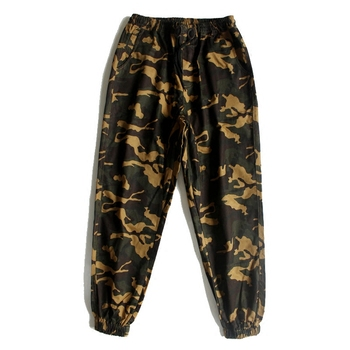 Casual Camouflage Women's Pants Loose Military Trousers Camouflage Woman Pantalon Jogger Femme Ladies Camouflage Pants HH50KZ фото