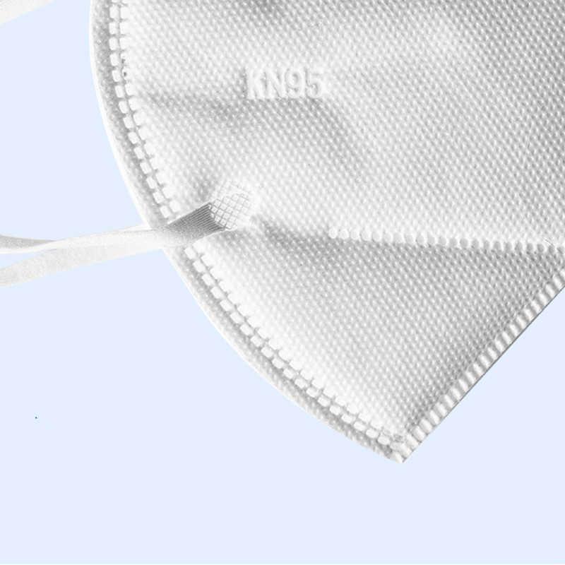 Защитная маска для лица FFP2 маска KN95 маски CE маскарилья фильтрация рот маски дышащая 95% фильтрация против гриппа mascarillas