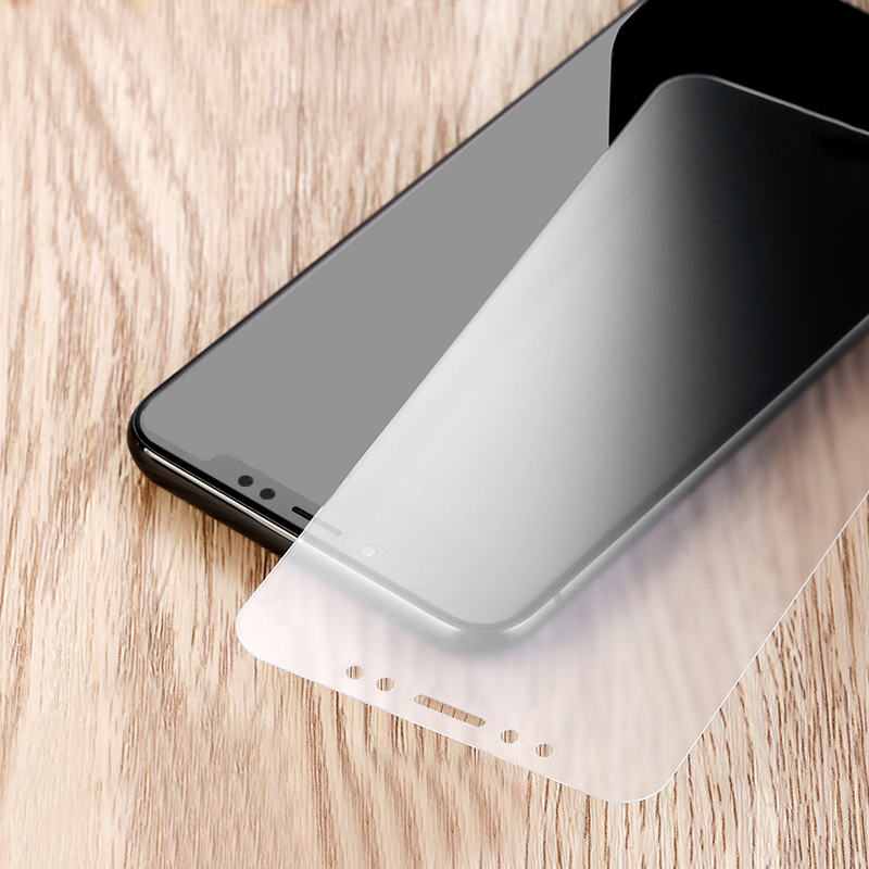 3-1/pcs Tempered Glass Matte Screen Protector Glass for iPhone 11 pro max
