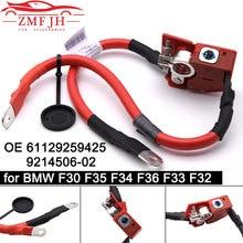 BMW F30/35/36 328i OE 61129259425 9214506 02 보호 케이블 와이어 자동 차용 바닥 케이블에 긍정적 인 배터리 터미널
