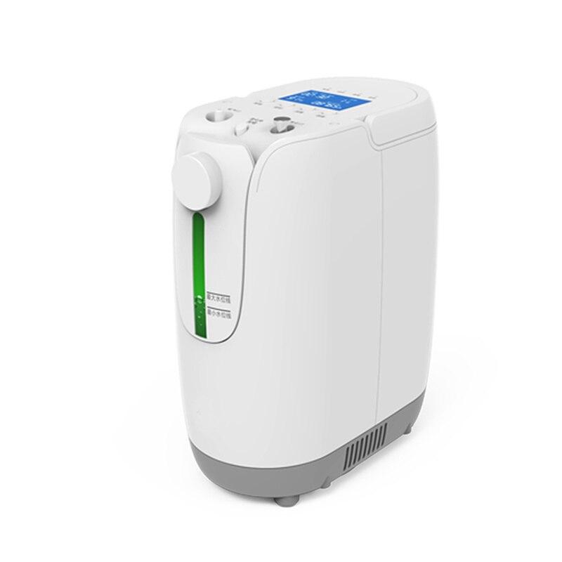 3L-10L Oxygen Generator MIni Portable Oxygen Concentrator Generator 24-HOUR Continuous Oxygen