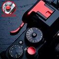 Красная подставка для большого пальца  чехол для горячего башмака для Fujifilm XT30 Thumb UP FUJI X-T30
