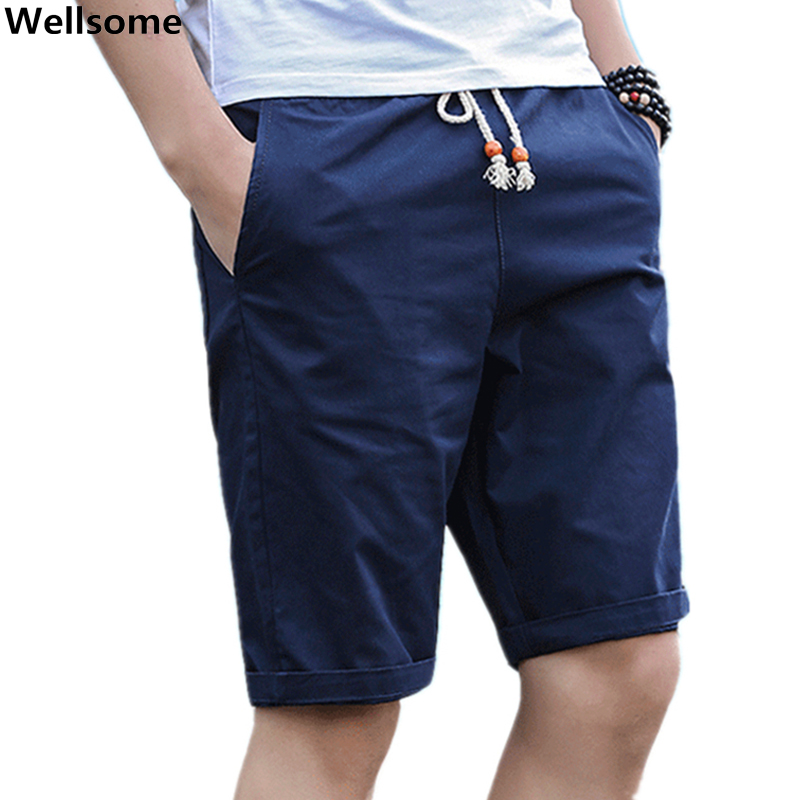 Men Shorts Jogger Bermuda Casual Quick-Dry Plus-Size Fashion-Brand 09 Slim-Fit M-5XL