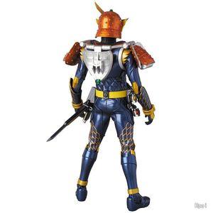 Image 3 - Kamen Rider Masked Rider Kuuga BJD Brinquedos Action Figure Modelo