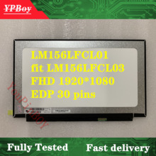 Lcd-Screen-Panel Edp 30pin LM156LFCL03 1920X1080 FHD LED Narrow-Edge No-Screw-Hole IPS