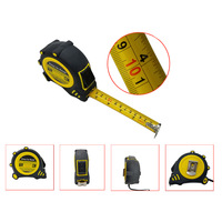 High Precision Steel Tap 7.5 M Tape Measure Thick Woodworking Ruler Measuring Tools