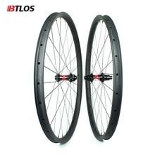 29er Asymmetric 29mm inner width carbon wheels with DT350 / DT240S hubs sapim CX-ray spokes  WM-i29A-9