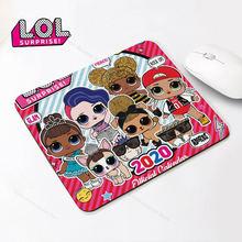 Lol сюрприз куклы 2 мм коврик для мыши милые подарки девочек
