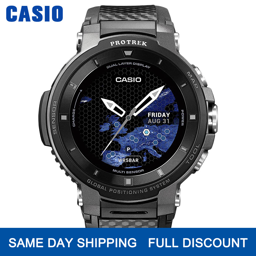 Casio Watch Men G Shock Top Brand Set Waterproof Sport Wrist Watch Smart Watch Digital Quartz Men Watch Relogio Masculino WSDF30