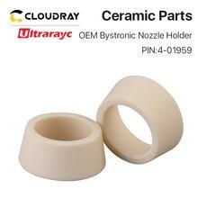 Ultrarayc Ceramic Ring for Fiber Laser Cutting Head OEM Bystronic PIN 4-01959