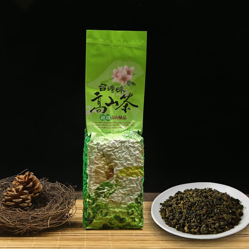 2019 Dongding Oolong Tea Green Food With Milk Flavor Taiwan High Mountains Jin Xuan Milk Oolong Tea For Health Care