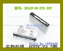 HF41F-60-ZTG 60VDC 5 6A 250VAC