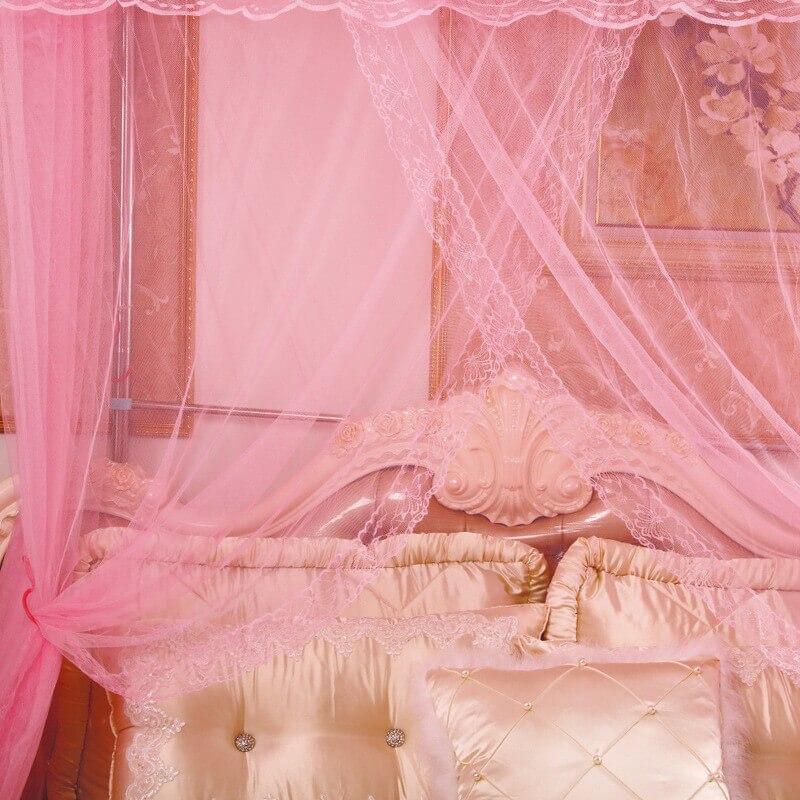 Dekorativne mreže proti komarjem za prodajo zložljivi insekticasti - Domači tekstil - Fotografija 3
