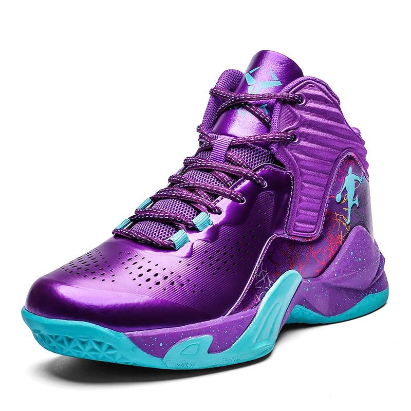 Zapatillas De Baloncesto Unisex, Calzado Deportivo De Alta Calidad Con Cojín De Aire, Atléticas, Cómodas Y Transpirables, 2021