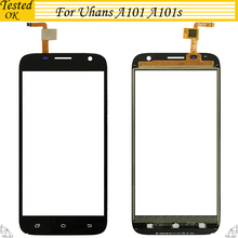 5.0 '' Touch Screen Digitizer For Uhans A101 A101s Front Glass Lens Mob