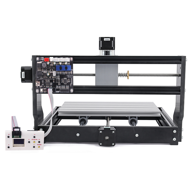 CNC Machine With Offline Controller/3-Axis Milling Machine 10