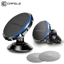 CAFELE-soporte para teléfono móvil Universal, Coche magnético, imán de GPS para coche, soporte para teléfono Coche magnético