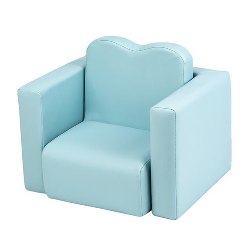 Children Sofa Multi-Functional Sofa Table And Chair Set Pink Girls Chairs Boys Blue Sofa Chair For Bedroom