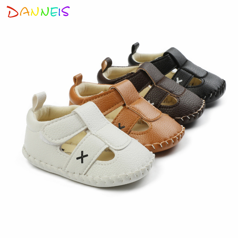 Coffee, 12-18M Baby Boys Toddler Shoes First Walker Sneakers Casual Moccasins Anti-Slip Soft Sole Lightweight Breathable Leather Flats