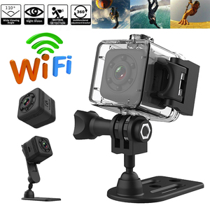 SQ29 HD 1080P Mini WiFi Camera Sport Action Camera Waterproof DV Camcorder Night Vision Motion Detection Video Micro Camera