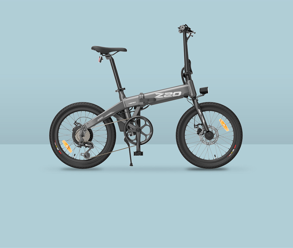 XIAOMI HIMO Z20 Electric bike (23)