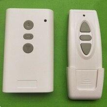 AC 220V รีโมทคอนโทรลไร้สายรีโมทคอนโทรลสวิตช์ UP ลงหยุด TUBULAR MOTOR CONTROLLER มอเตอร์ย้อนกลับ TX RF