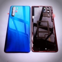 Back Housing For HUAWEI P30 Cover Glass Battery with Camera Lens Replacement Huawei