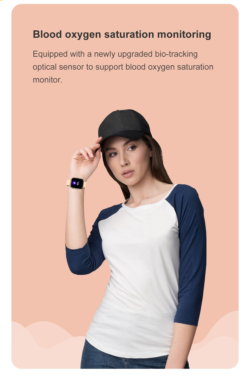 Hb17f1aec7b1b4dcc8ed966cebde3e095Z For Xiaomi IOS Apple Phone 1.78inch Smart Watch Android Men IP68 Waterproof Full Touch Woman Smartwatch Women 2021 Answer Call
