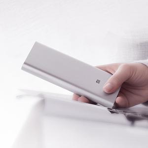 Image 3 - Xiaomi Mi Power Bank 3 10000mAh USB C Two way Quick Charge 18W Battery PLM12ZM Mijia Powerbank for iPhone XS