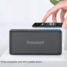 Tronsmart-Altavoz Bluetooth Mega Pro, reproductor de música portátil con TWS, bajos mejorados, NFC, TWS, impermeable IPX5, asistente de voz, 60W
