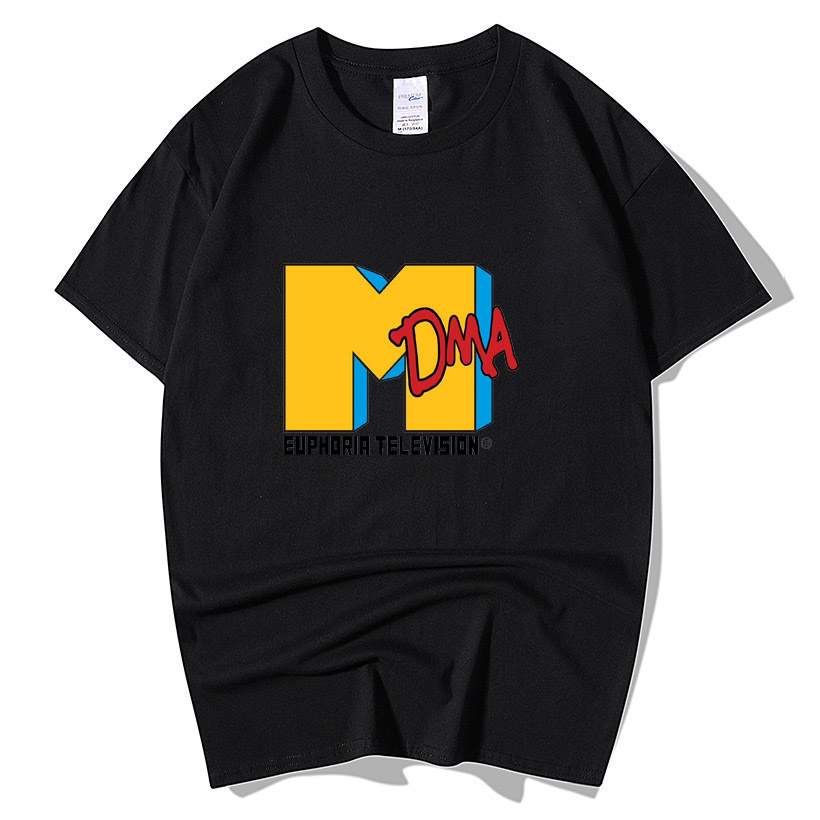 LSD ACID PSYCHEDELIC TRIPPY HARDSTYLE TECHNO DEFQON Q DANCE T SHIRT Mens Tshirt Hip Hop Streetwear New Arrival Male Clothes