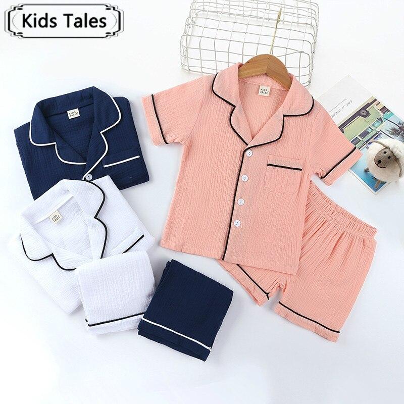 «Человек-паук»; Детские пижамные комплекты для мальчиков и девочек, От 3 до 8 лет, чистый цвет, хлопок, Болье наряды блузка с коротким рукавом, ...